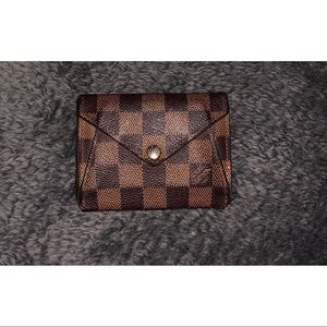Vintage Louis Vuitton Damier Fold Wallet